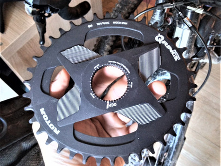 oval Rotor Q rings chainrings. do they work?