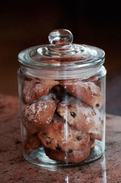 Hausgemachte Cookies