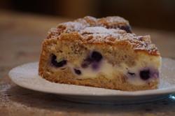 Heidelbeer-Schmand-Kuchen