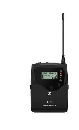 Raadiomikrofon Sennheiser SK500 G4 bodypack saatja (ew500 rackile)