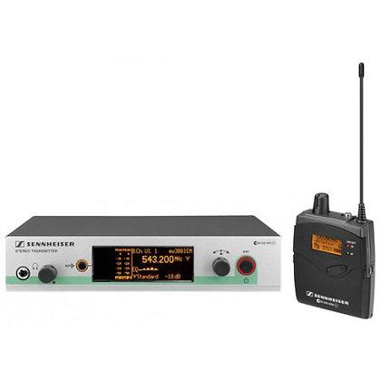 Kõrvamonitor Sennheiser ew 300 IEM in-ear G3 üksiks kanal
