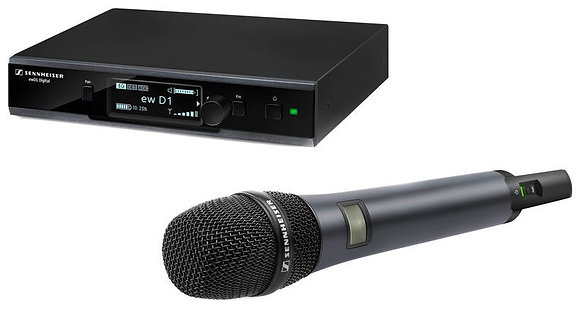 Raadiomikrofon Sennheiser D1 945 (komplekt)