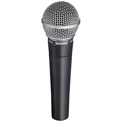 Mikrofon Shure Sm58 dynamic microphone