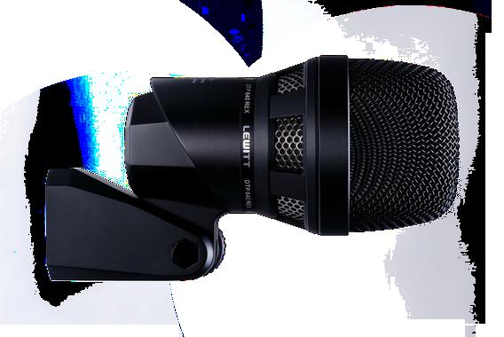 Mikrofon LEWITT  DTP 640 REX  dynamic + condenser  microphone