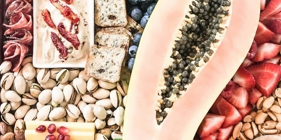 July Fourth Charcuterie Boards- Virtual Workshop