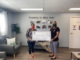 Armed Services YMCA Grant