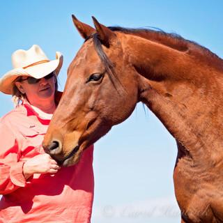 Lisa + Horse Patting.jpg