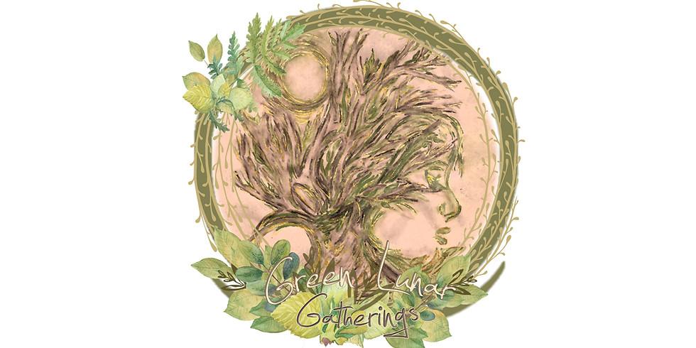 Green Lunar Gathering {Full Moon} (1)