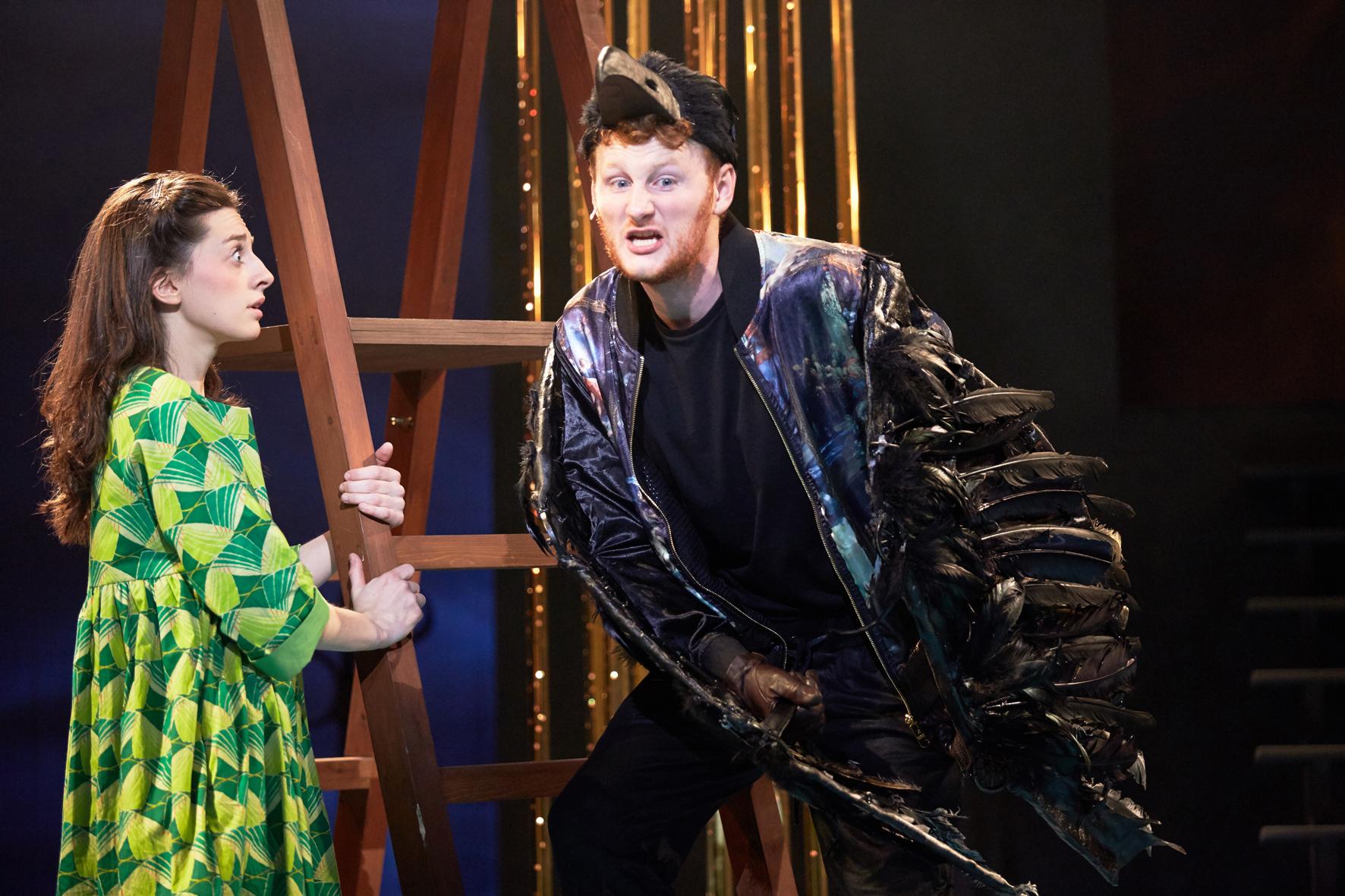 Gerda and Raven (Jack Shalloo)
