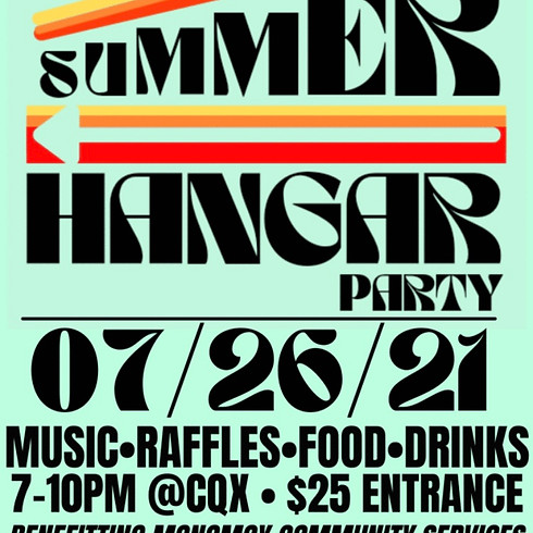 BACK  2 SUMMER SOUNDFEST- PARTY at the HANGAR