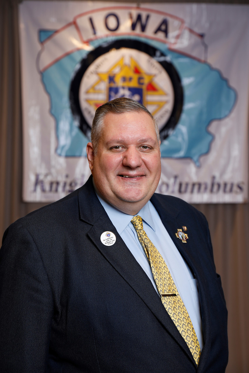State Warden Rick Jacoby Jr., Grinnell