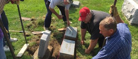 Danbury KC cemetery project.jpg