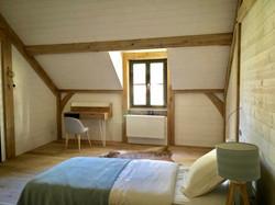 Ambiance cosy pour une chambre