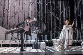 Alexandre Bis & Comedy on the Bridge for Gotham Chamber Opera