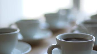 We serve Organic Coffee & Espresso