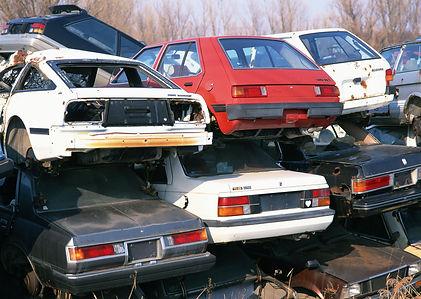 廃車・事故車・故障車など