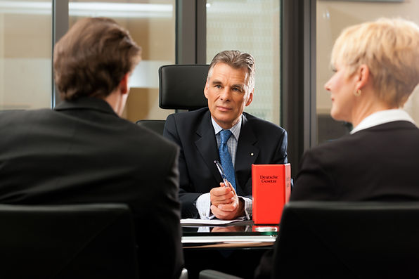 Meeting with a Lawyer