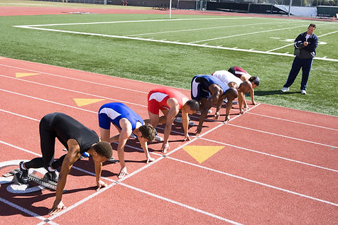 Track and Field Practice