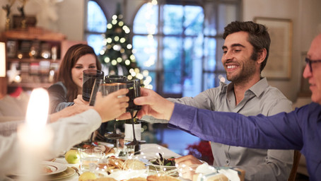Celebrating Christmas - with or without your family.