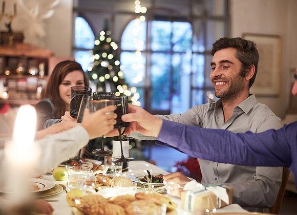 Online Weinprobe Becker's - Weihnachtsvorfreude