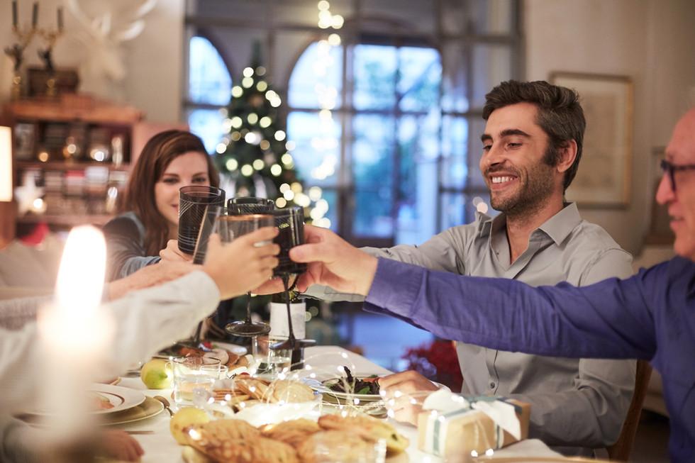 Online Weinprobe - Becker's weihnachtsvorfreude