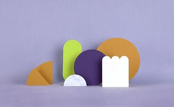 Purple Paper Structures