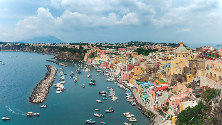 TALK | Le isole del mare napoletano sono tutte belle