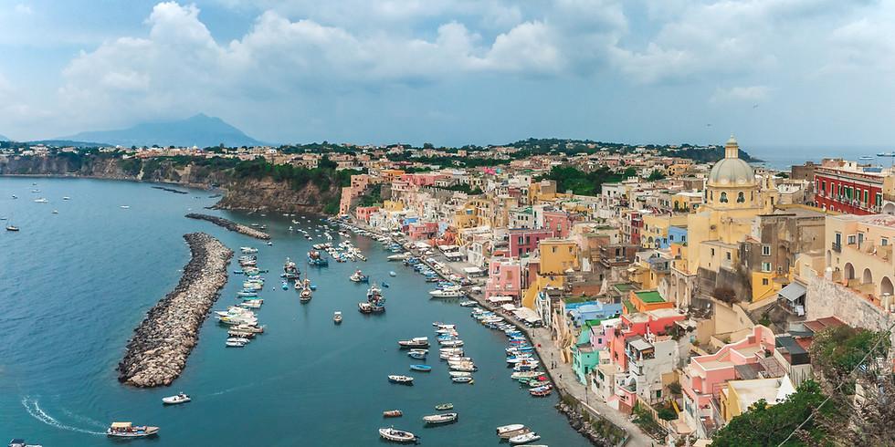 TALK   Le isole del mare napoletano sono tutte belle