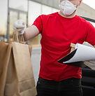 Delivering Groceries
