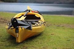 Yellow Kayak
