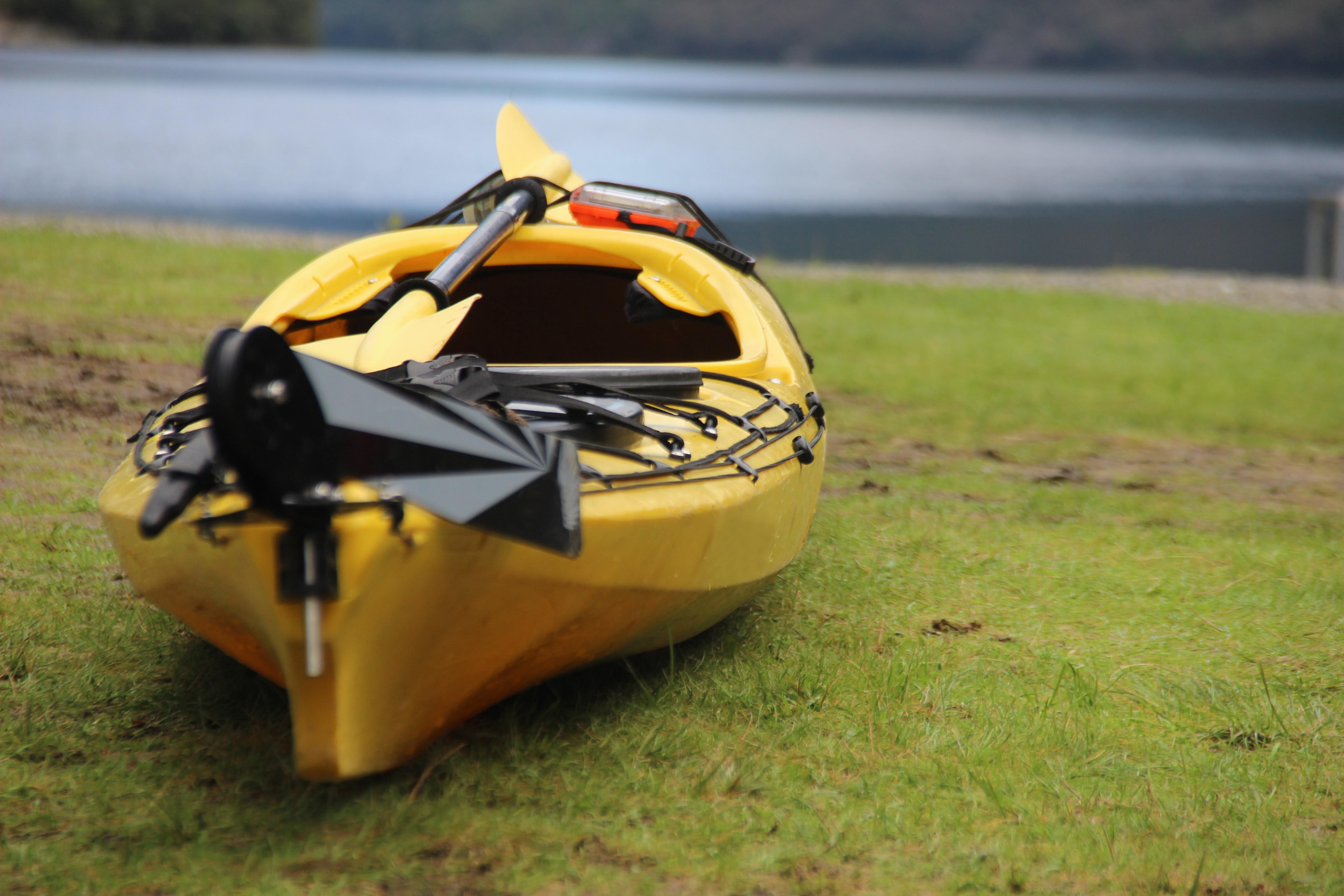 1er Kayak reservieren 3h (Sa/So 9-12Uhr)