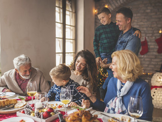 Traditions Bring Families Together