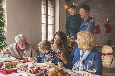 Natal com a familia