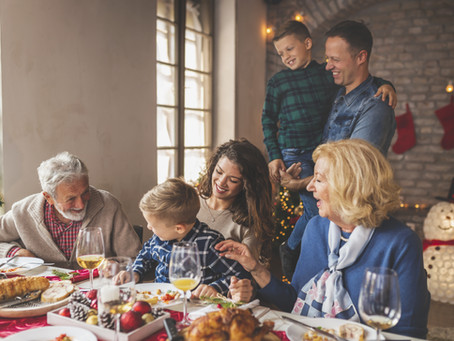 3 Ways to Stick to Your Healthy Habits Over Christmas Season