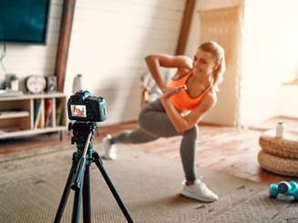 Fitness Video Vlog