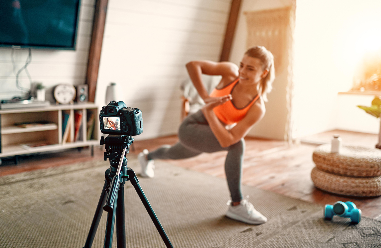 Digitales Trainings-Video