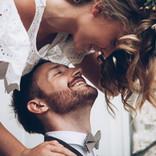 Boho Wedding Couple