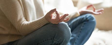 Meditation Hand Gesture