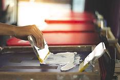 Raclette Sérigraphie