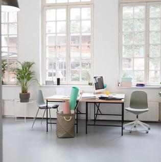 Helles modernes Büro
