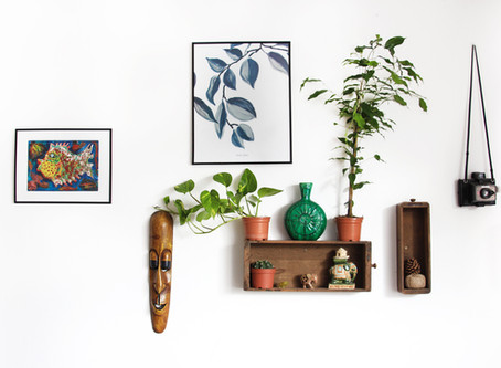 Personalized Wall Décor for Your Apartment