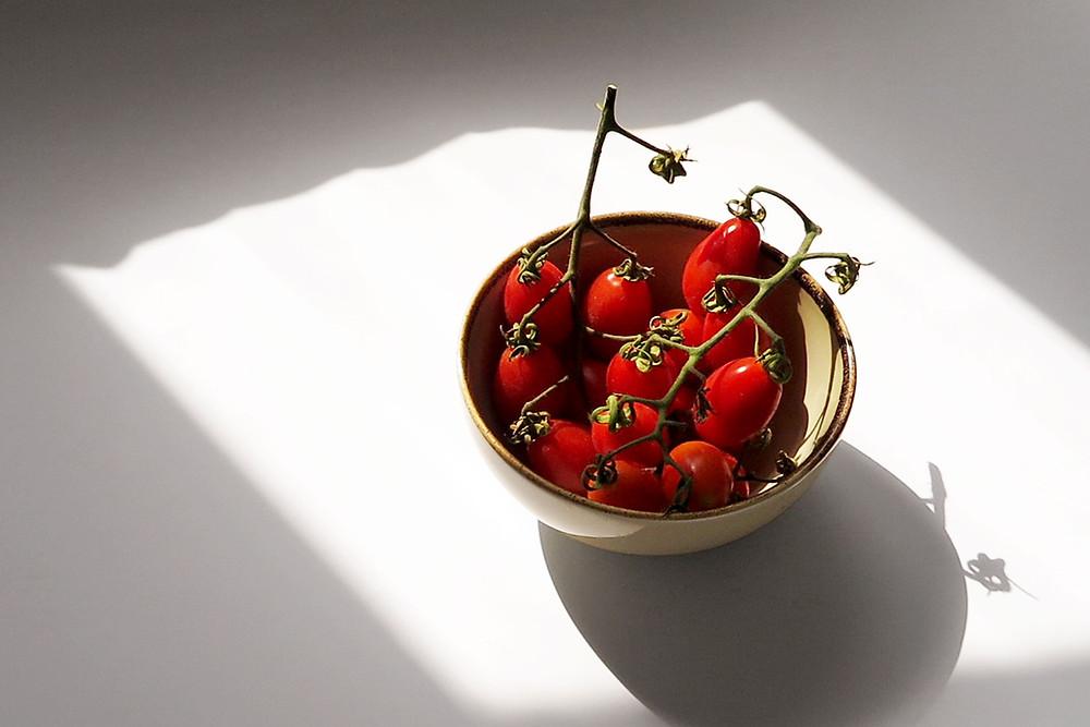 tomates cerises sous le soleil methode pomodoro