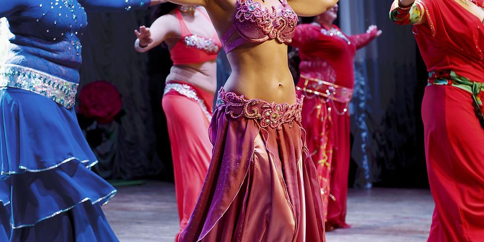 Danza del Ventre e New Harmony