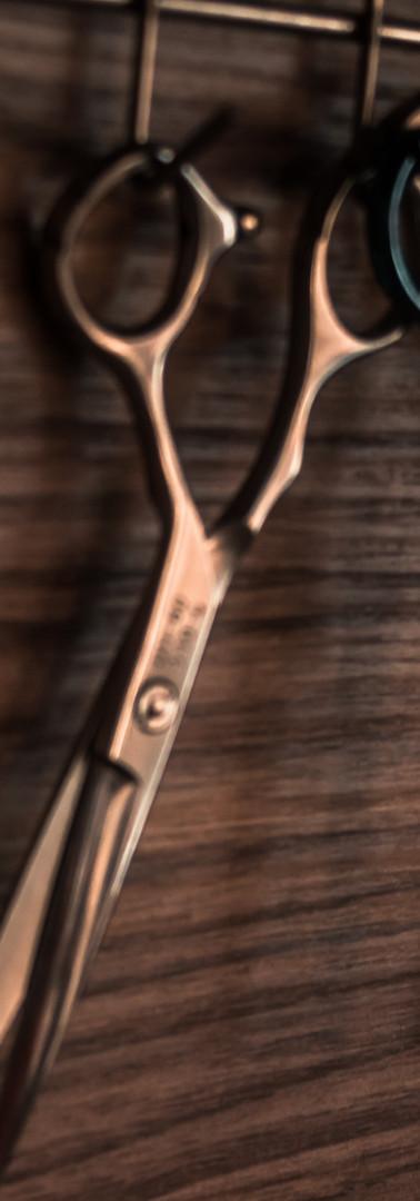 Several Scissors