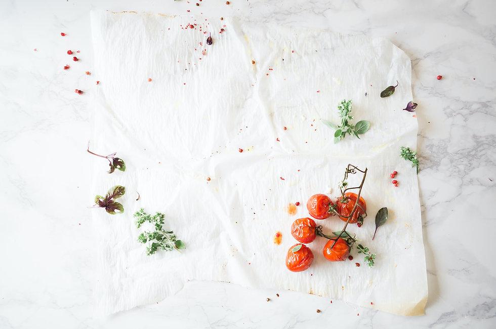 Tomates et fines herbes