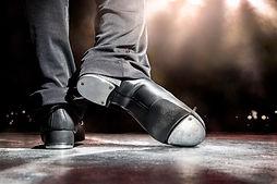 Sapatos de sapateado