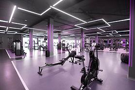 Gyms & Health Clubs