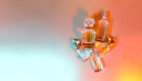 ヴィンテージ香水瓶