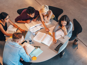 Surprising But True: Every Member Contributes To Group Project Equally