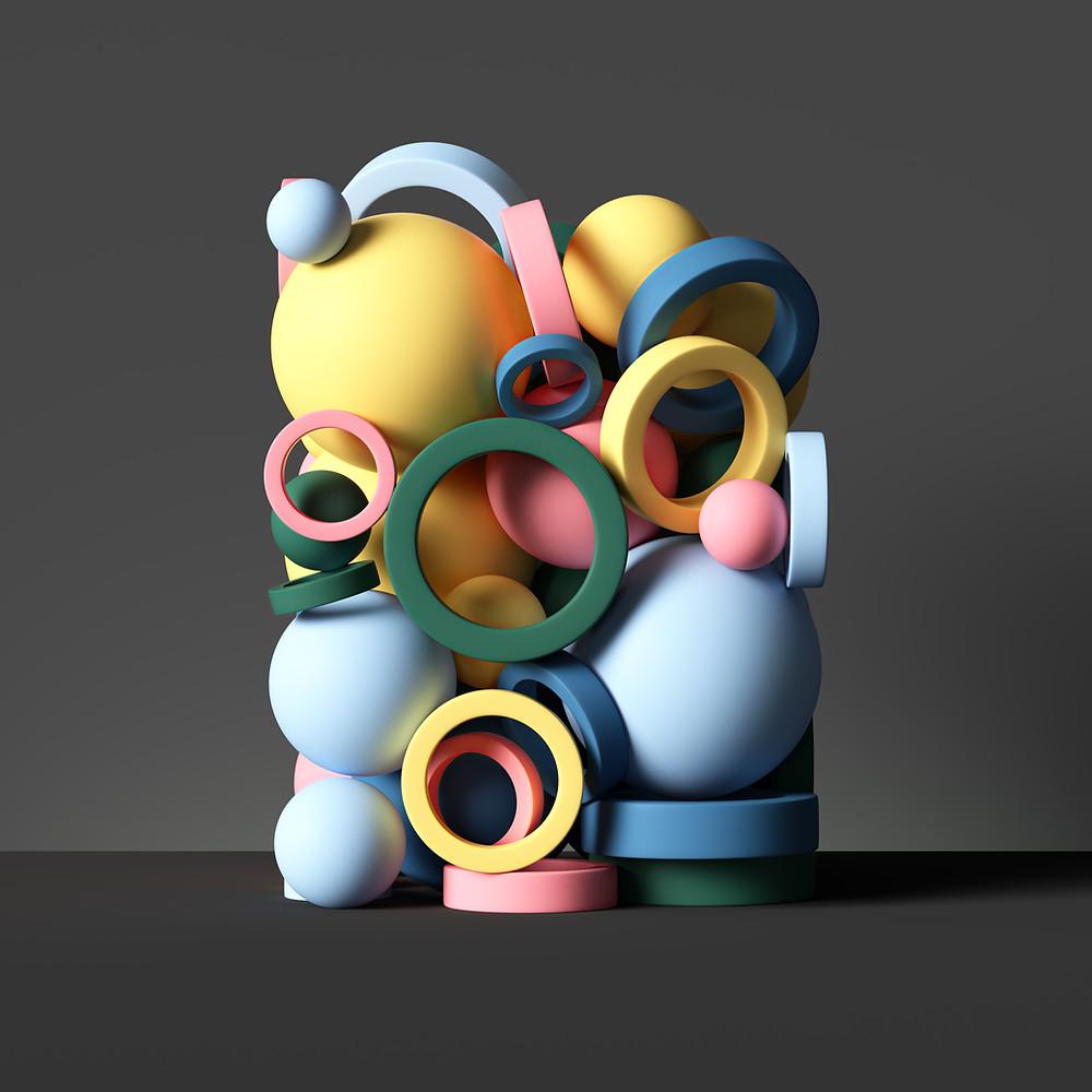 3 amazing alternative photography jobs: 3D artist
